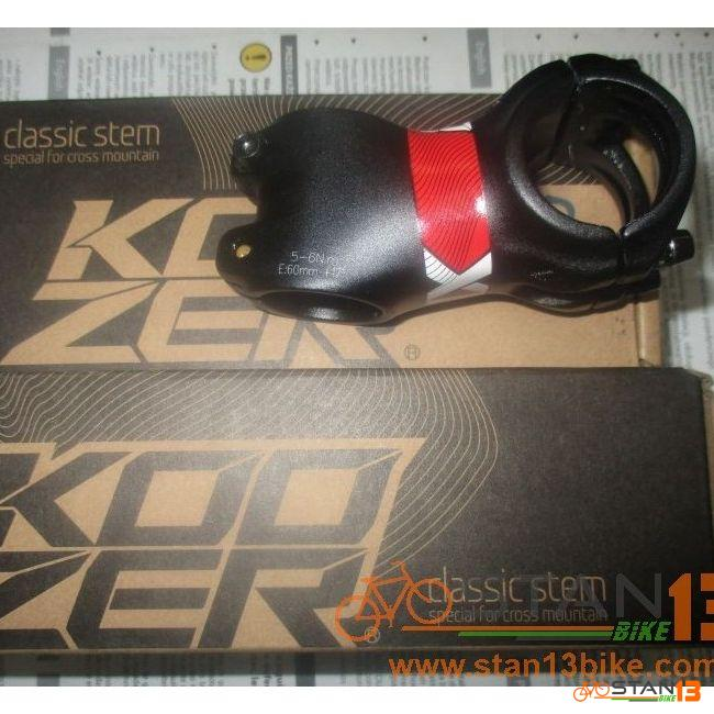 Stem Koozer XM 6061 Stem 60mm