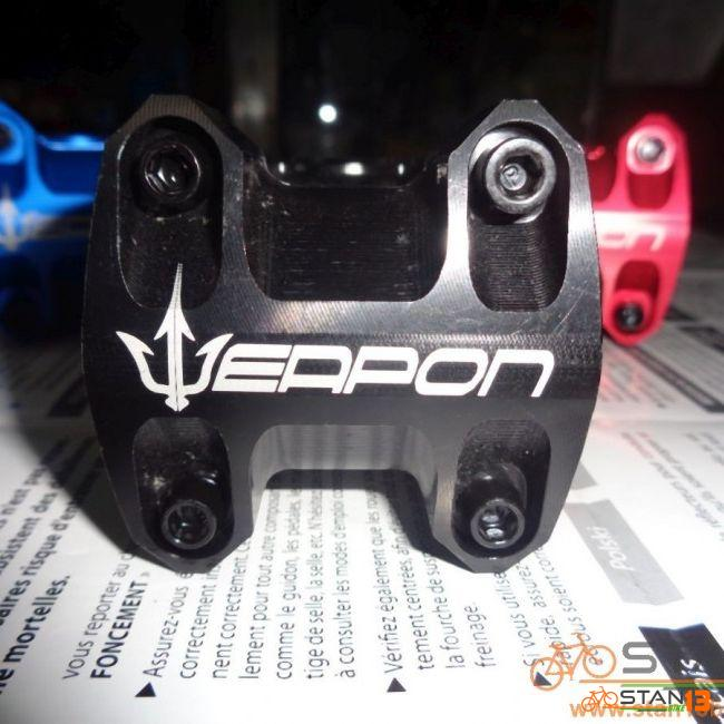 Stem Weapon Predator AM All Mountain Stem 50mm