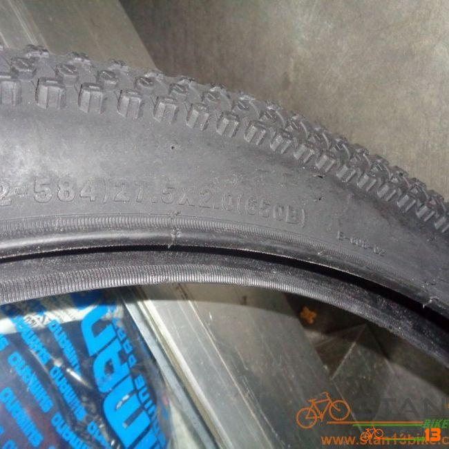 Tire 27.5 x 2.10 Excel Affordable Sold as PAIR