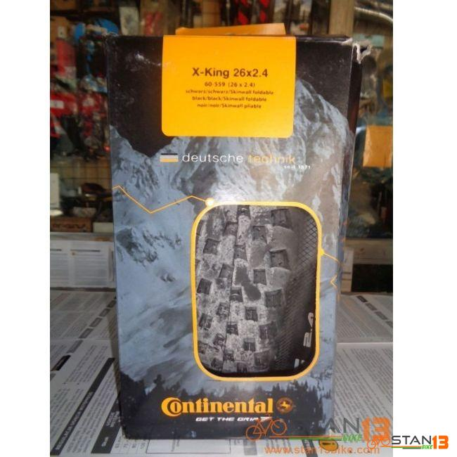 Tire Continental X King 26 x 2.4 Folding SALE Stock Offer!
