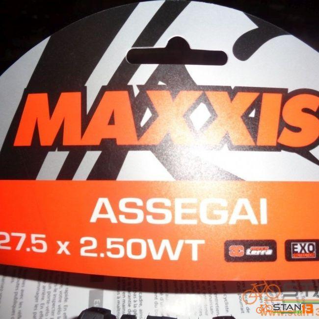 Tire Maxxis ASSEGAI Downhill Tire 3C 27.5 x 2.50 WT Folding