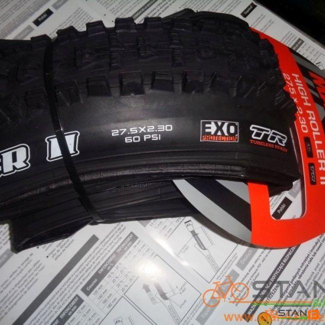 Tire Maxxis High Roller 2 27.5 x 2.30 Tubeless Ready