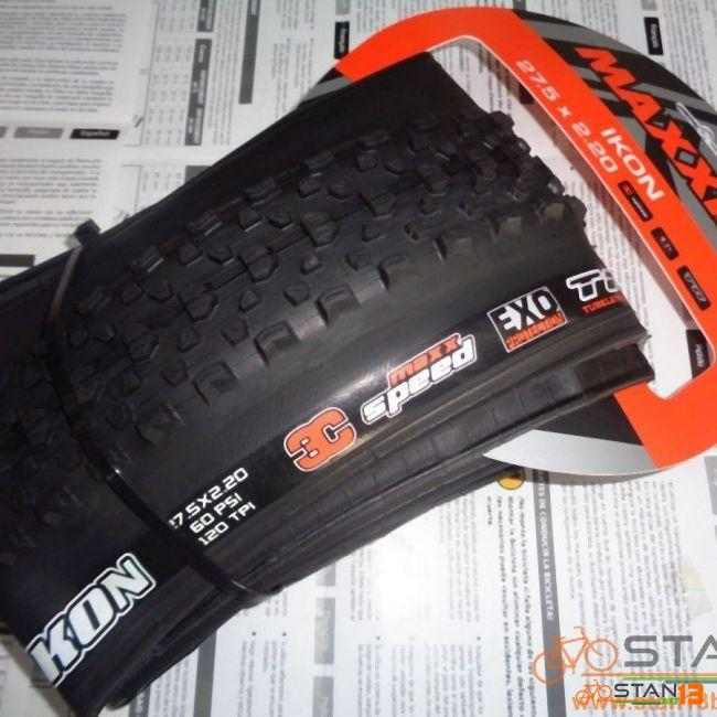 Tire Maxxis Ikon 27.5 x 2.2 OR 29 x 2.2 3C COMPOUND folding TUBELESS READY