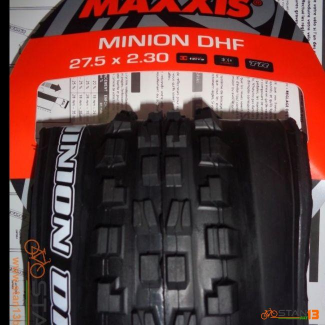 Tire Maxxis Minion DHF and DHR 3C Folding Tires