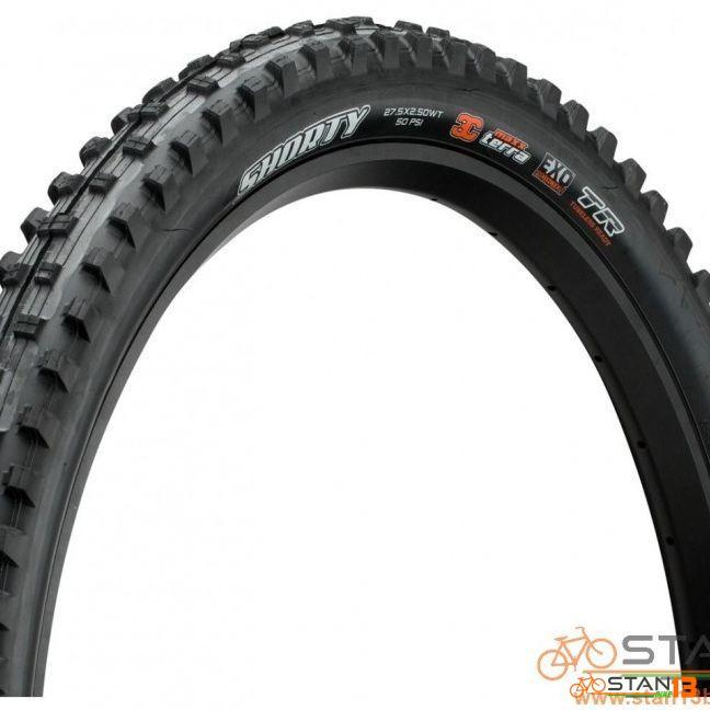Tire Maxxis Shorty 3C 27.5 x 2.50 Tubeless Ready