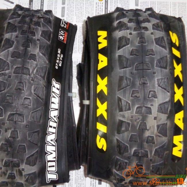 Tire Maxxis Tomahawk 27.5 x 2.3 Folding