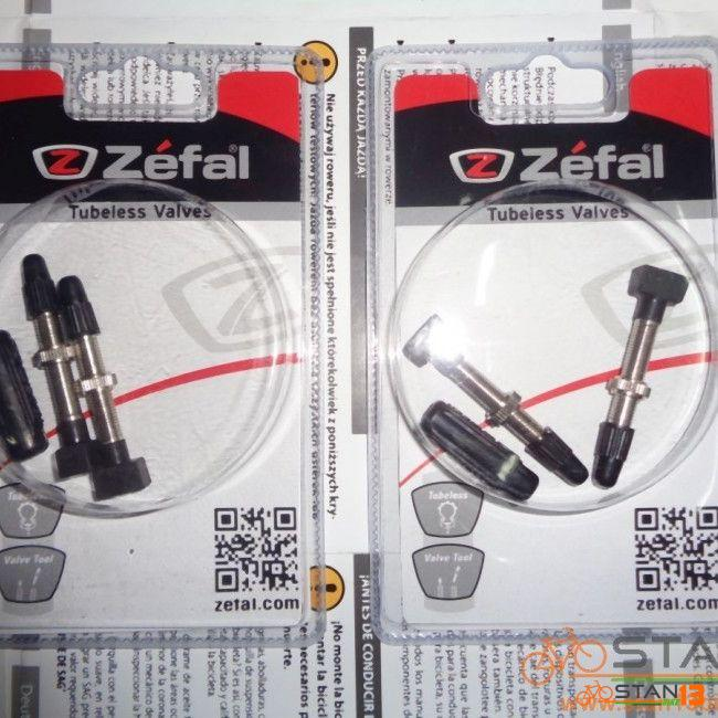 Tubeless Zefal Tubeless Valves