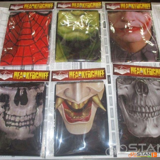 Headkerchief Cool Designs