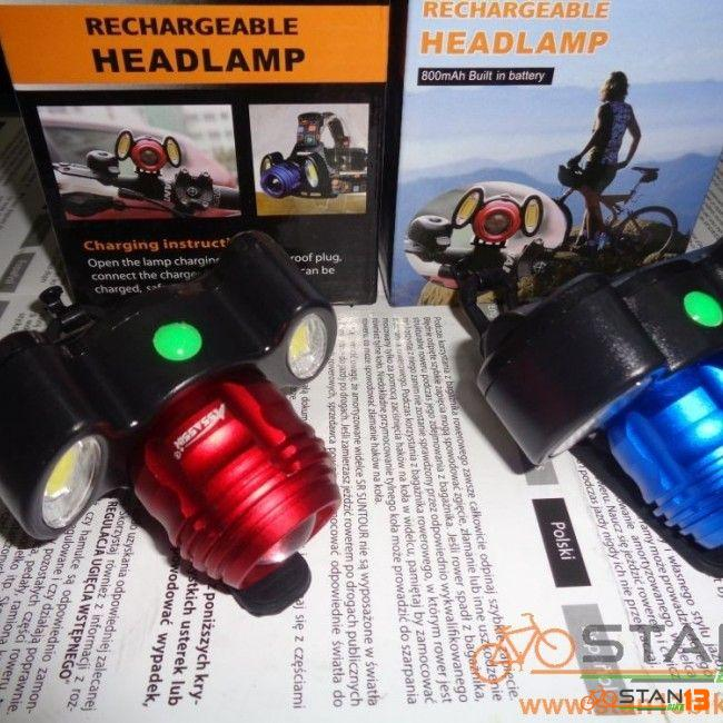 Headlight Assassin Rechargeable with Blinker
