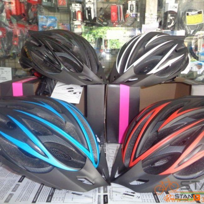 Helmet La Bici Skyline In Mold with Light with Adjuster