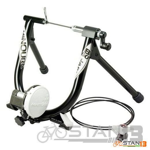 Minoura Japan Bike Trainer with Remote Control Shifter