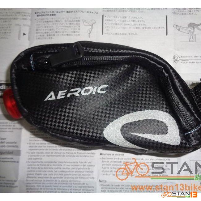 Saddle Bag Aeroic with Light