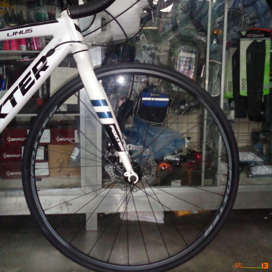 Foxter Linus Alloy Cyclocross CX Bike