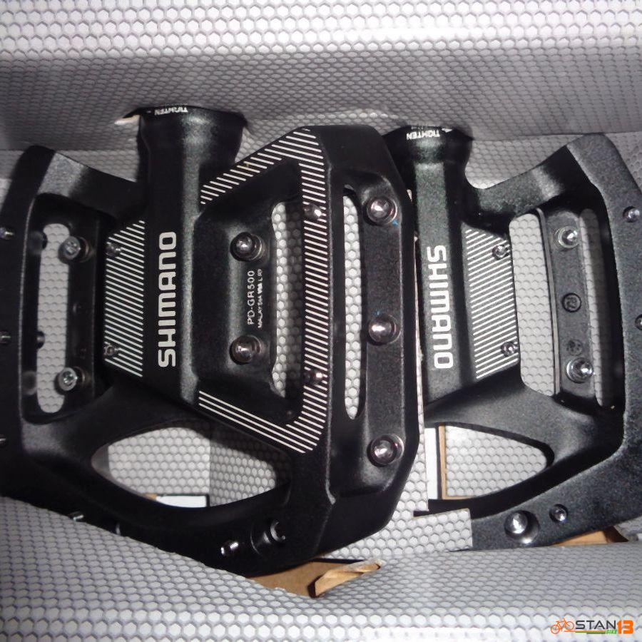 Pedal Shimano GR500 Downhill Trail All Mountain Pedals Heavy Duty