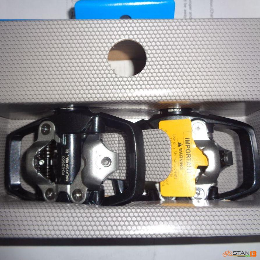 Pedal Shimano ED500 DOUBLE SIDED CLEATS Pedal