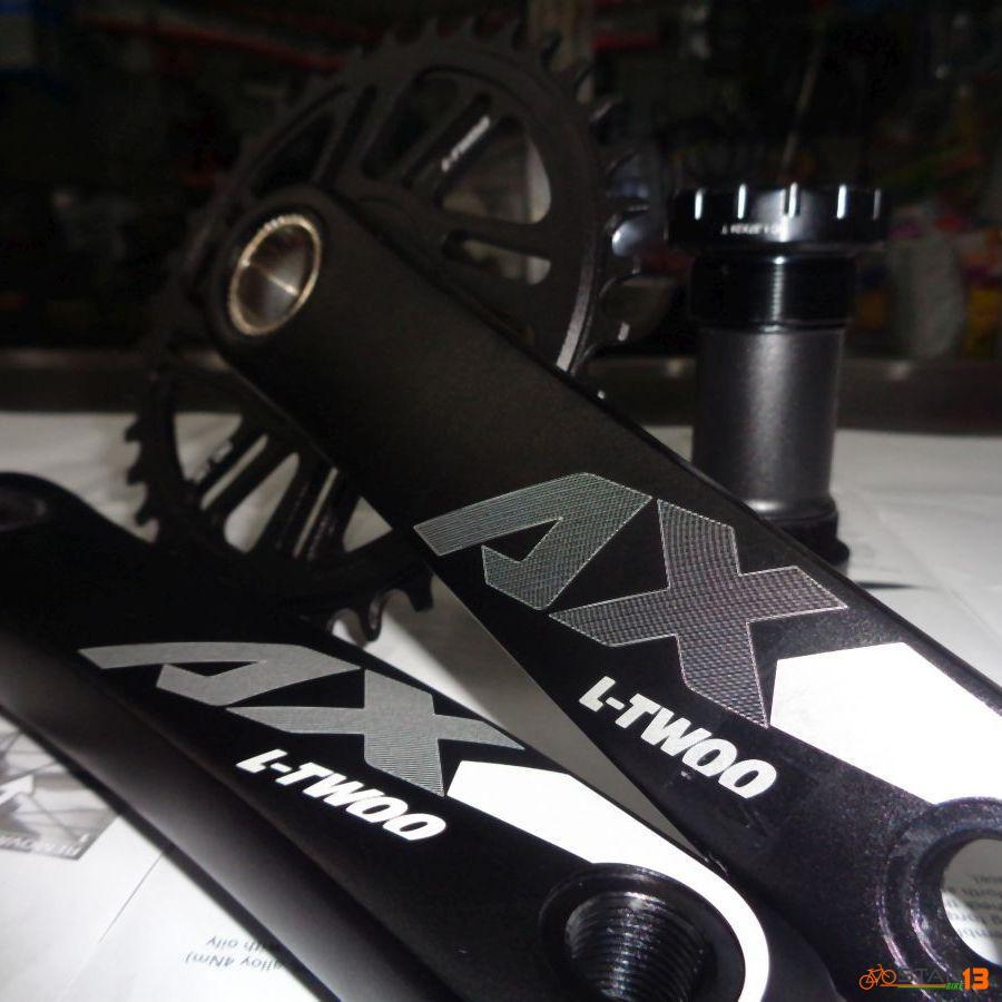 Crank LTWOO AX Direct Mount Crank AL7075 Narrow Wide