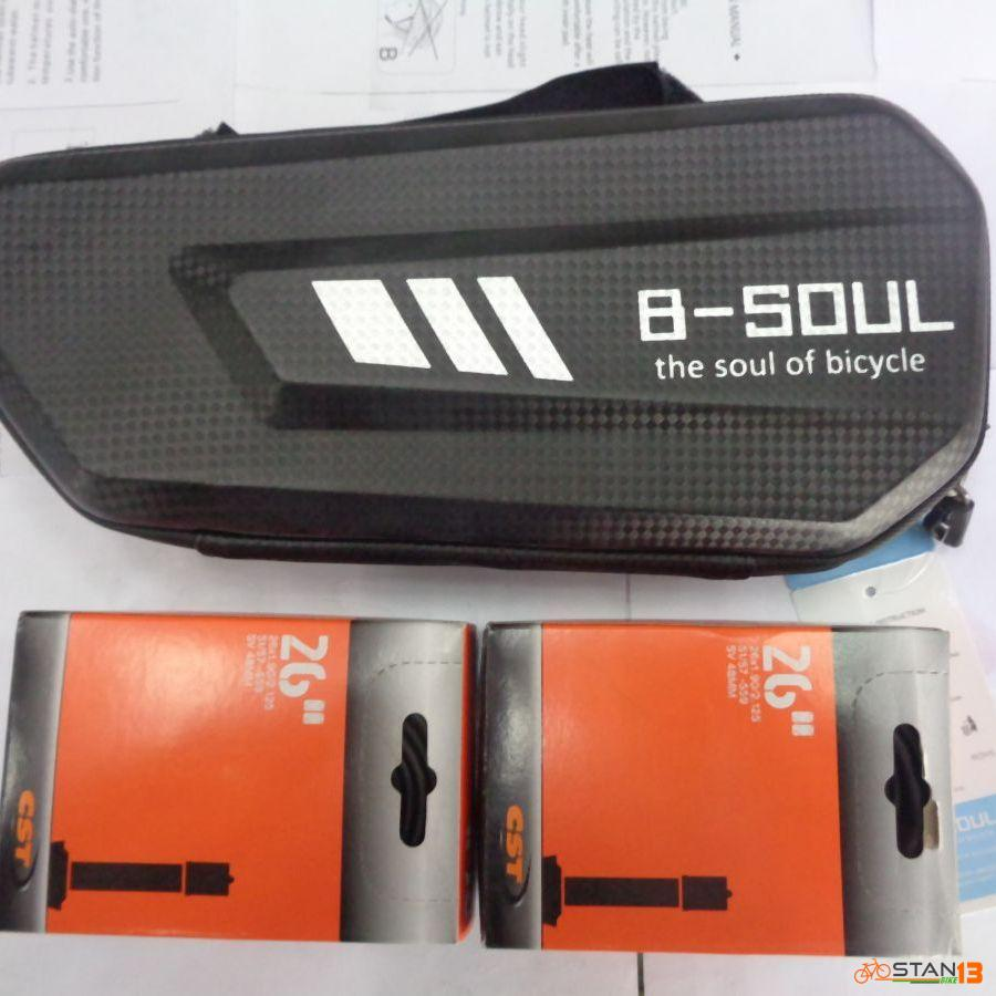 Bag Soul B Frame Bag Very Spacious FOR MEDIUM AND LARGE FRAME ONLY.
