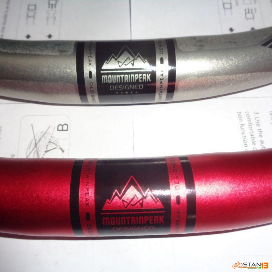 Handlebar Mountainpeak XM640 Alloy Riser Bar