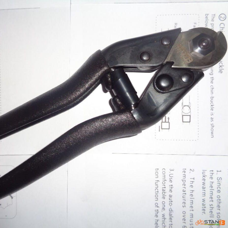 Tools Super B Pro Cable Cutter