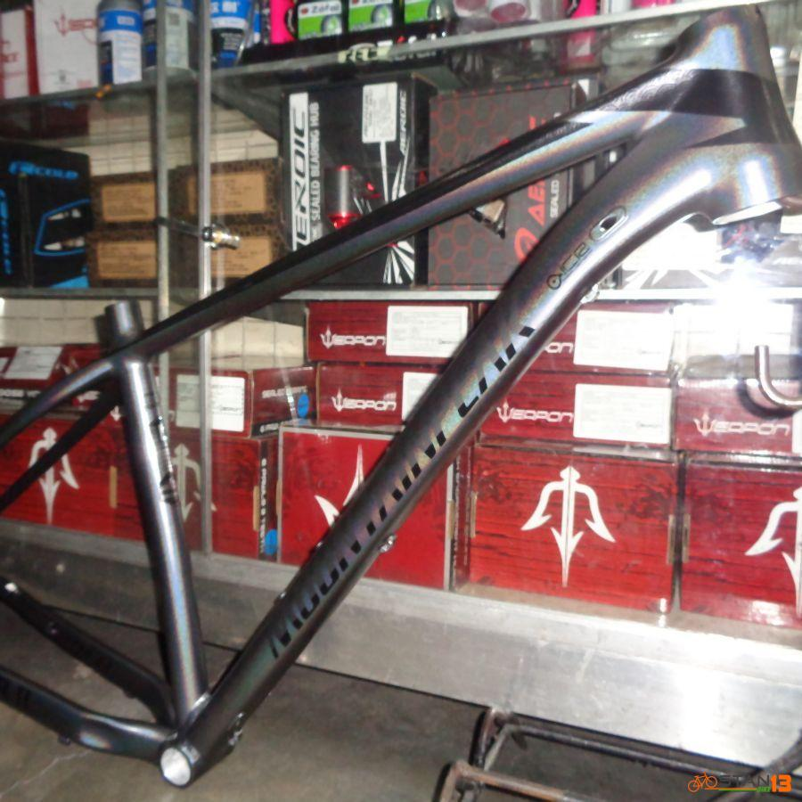 Frame Mountainpeak Ninja 2 Light Weight 27.5 or 29er Frame 6061 Custom Butted Tubes