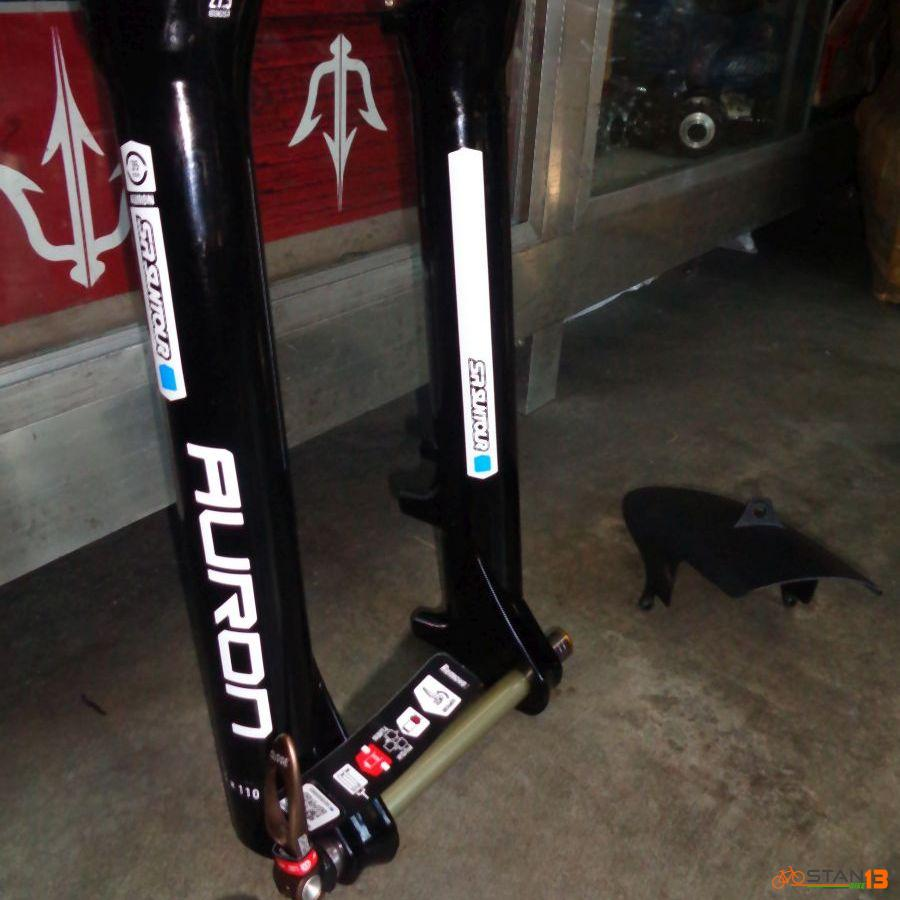Fork Suntour Auron 35mm Boost Tapered 27.5 160mm Travel Enduro Fork