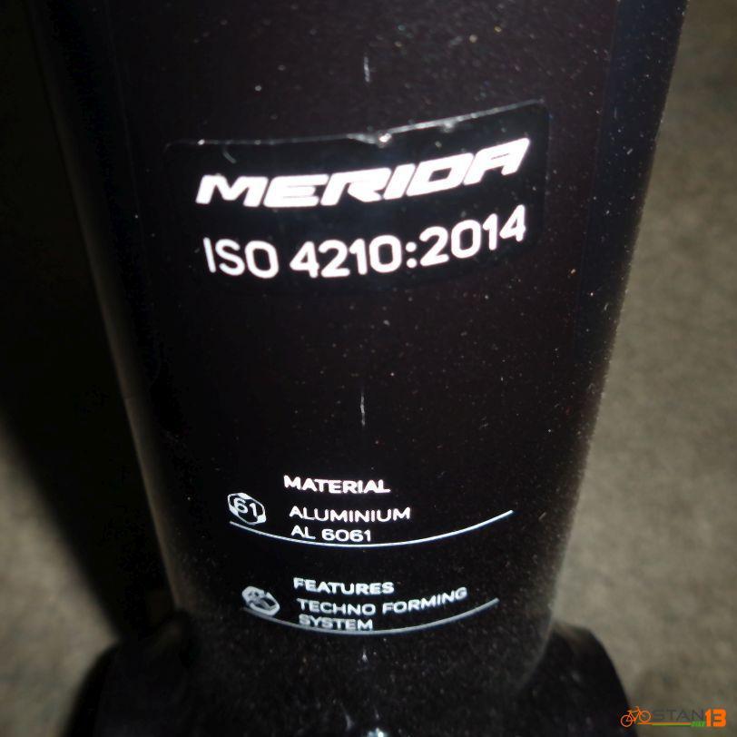 Frame Merida XT Edition 29er 2020 Frame AL6061
