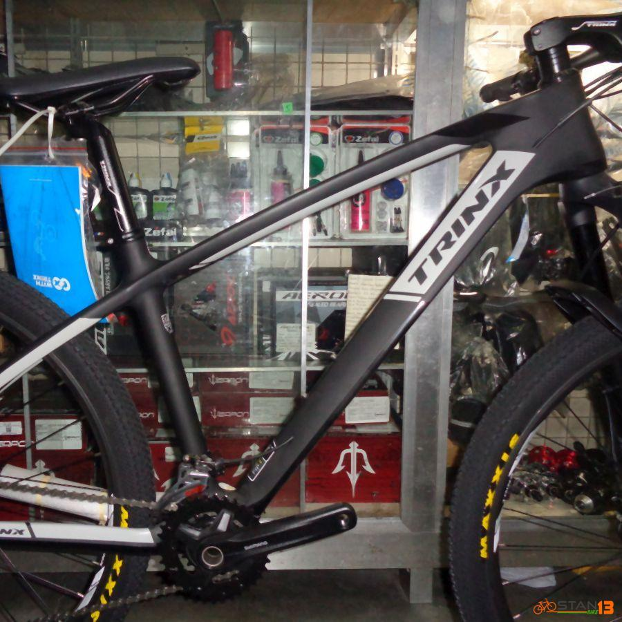 Trinx Carbon VCT 1200 Deore 10 Speed 27.5 Components