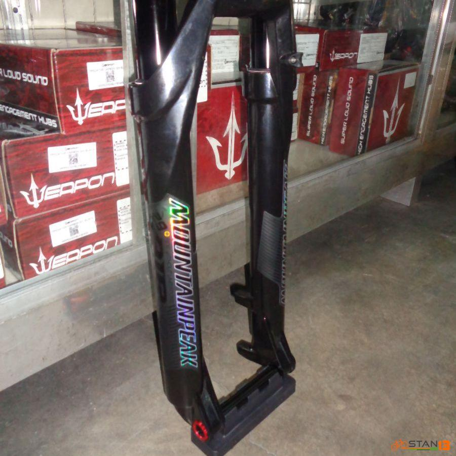 Fork Mountainpeak Air Suspension XR10 Triple Crown