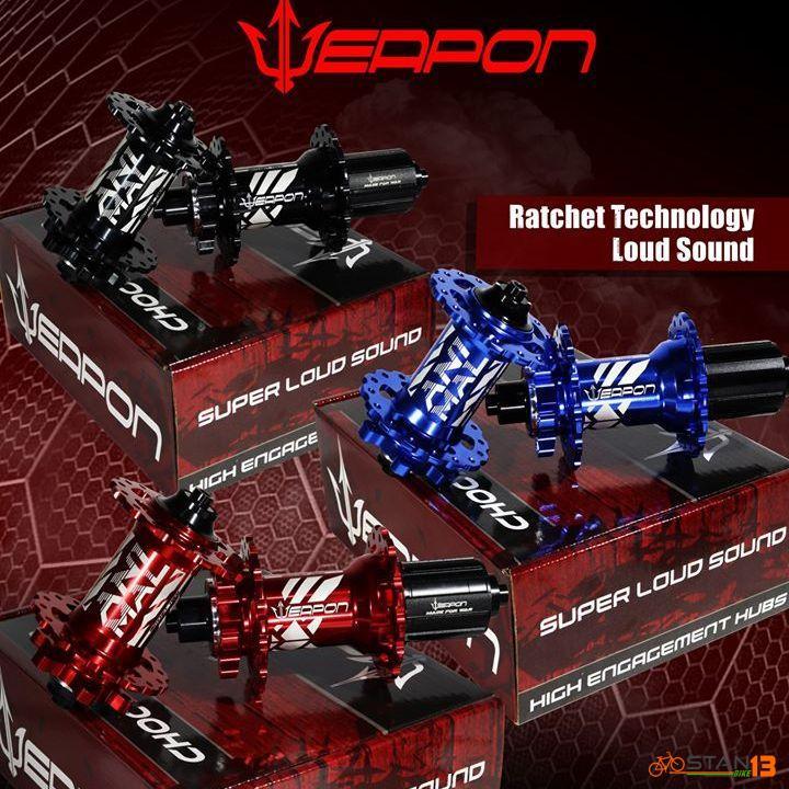 Hub Weapon Animal Ratchet Hubs Loud Sound