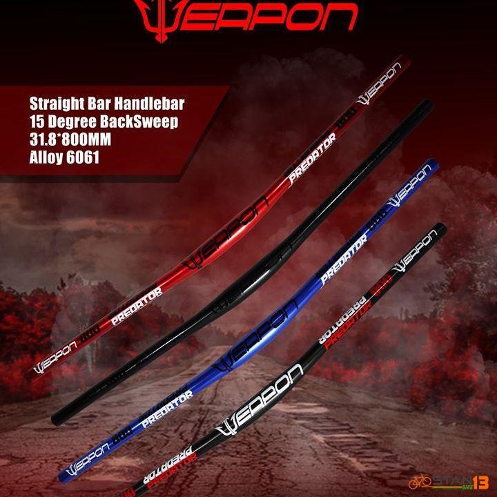 Handlebar Weapon Predator Flat Bar 800mm