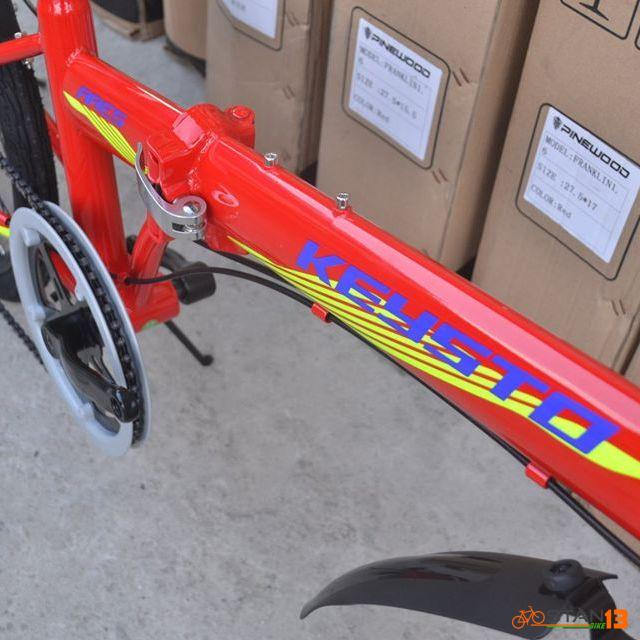 Keysto Ares Folding Bike with Disc Brakes 2020