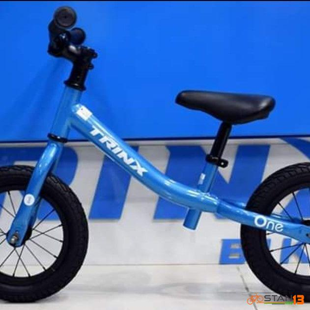 Trinx One Balance Bike size 12'' Kids No Pedal Bicycle