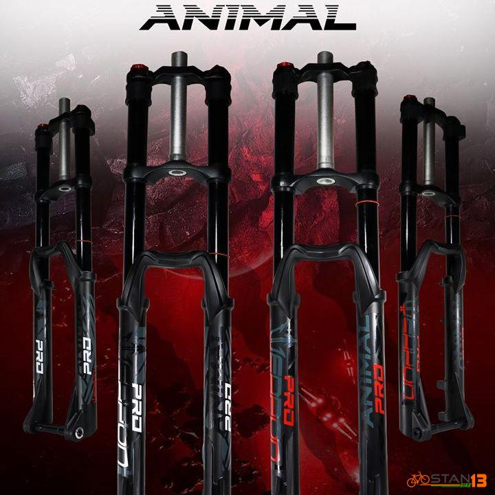 Fork Weapon Animal Double Crown Fork 34mm Stanchion