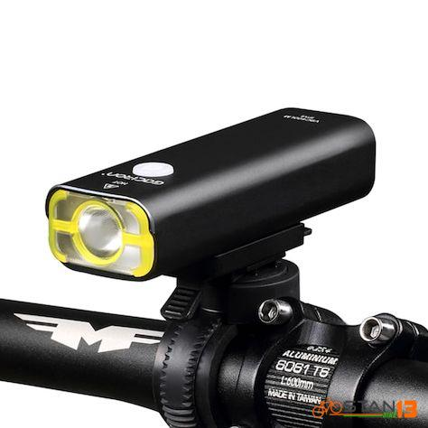 Light Gaciron V9C 400 Lumens Affordable and Durable
