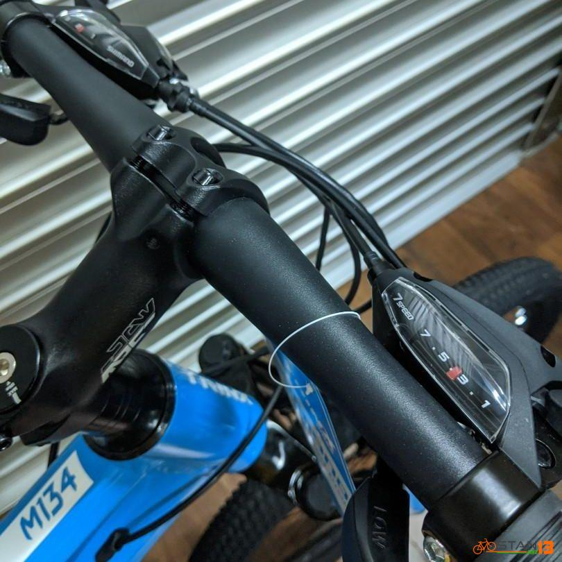 Trinx Majec M134 size 24 Alloy Frame with Shimano Gears