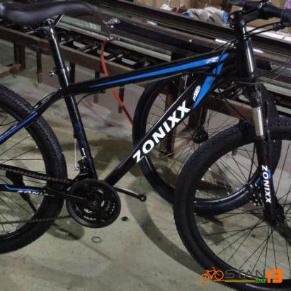 Zonixx Steel Mountain Bike 26er DISC BRAKES