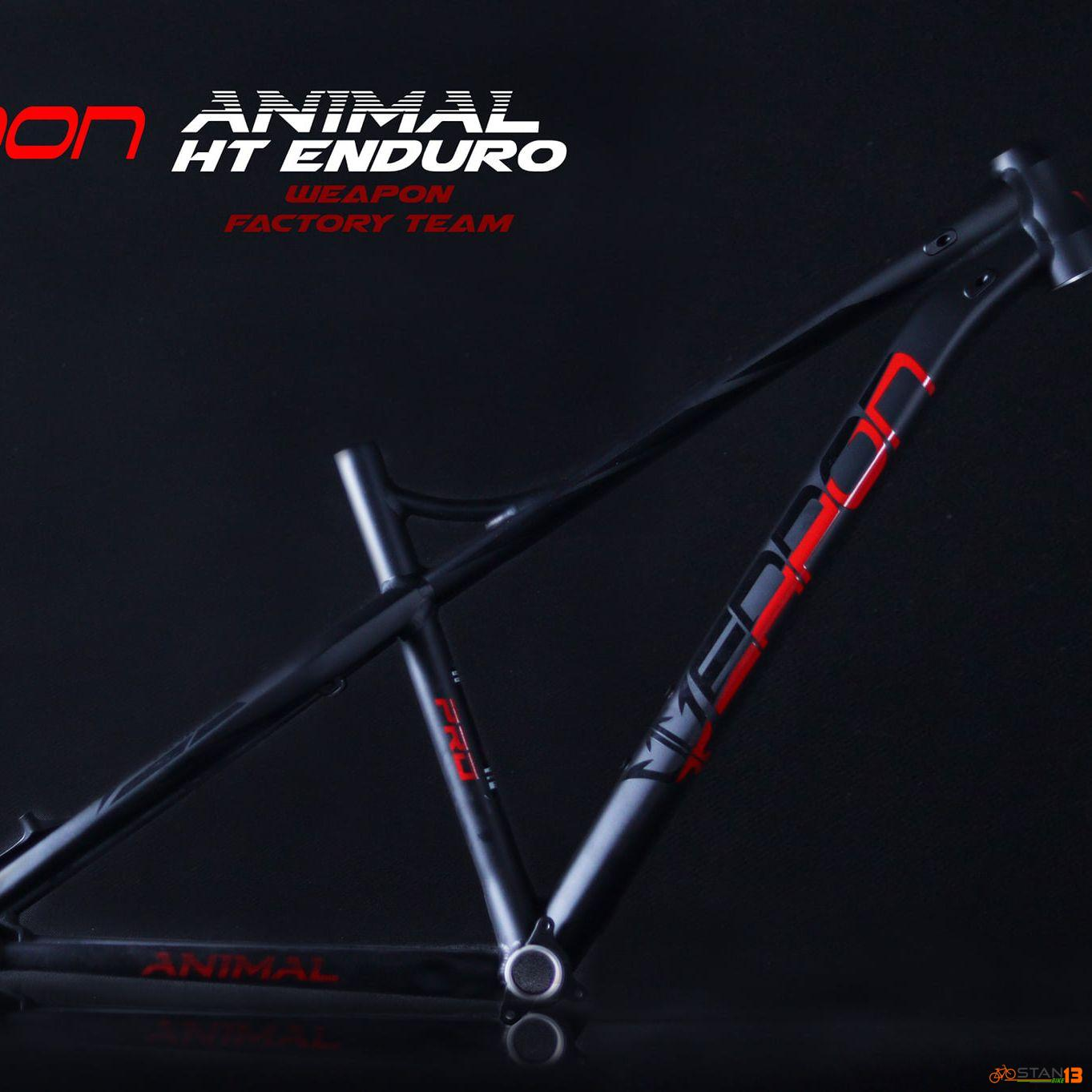 Frame Weapon Animal HT Enduro Limited Stocks