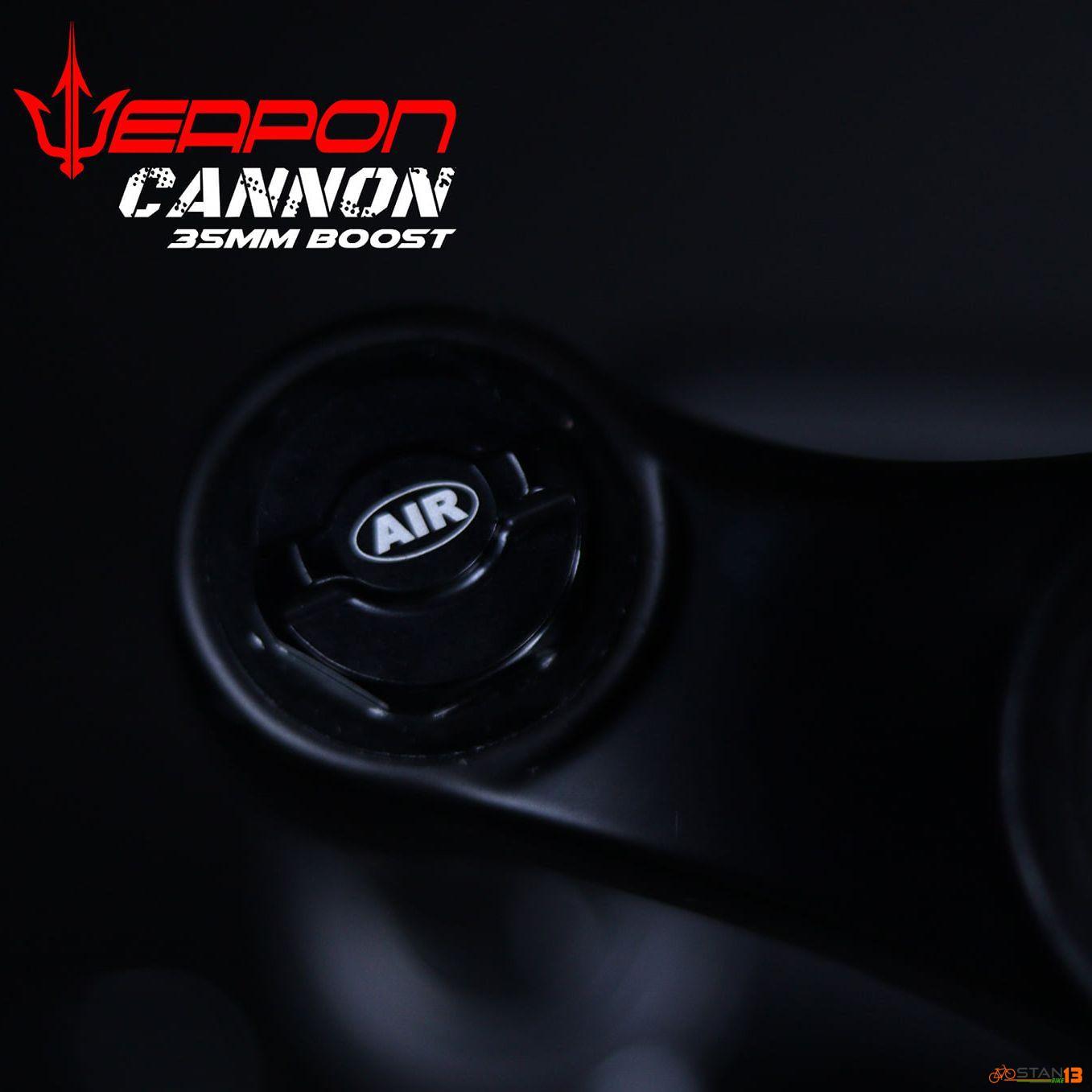 Fork Weapon Cannon 35mm Fork 27.5 120 or 160mm / 29er 120mm