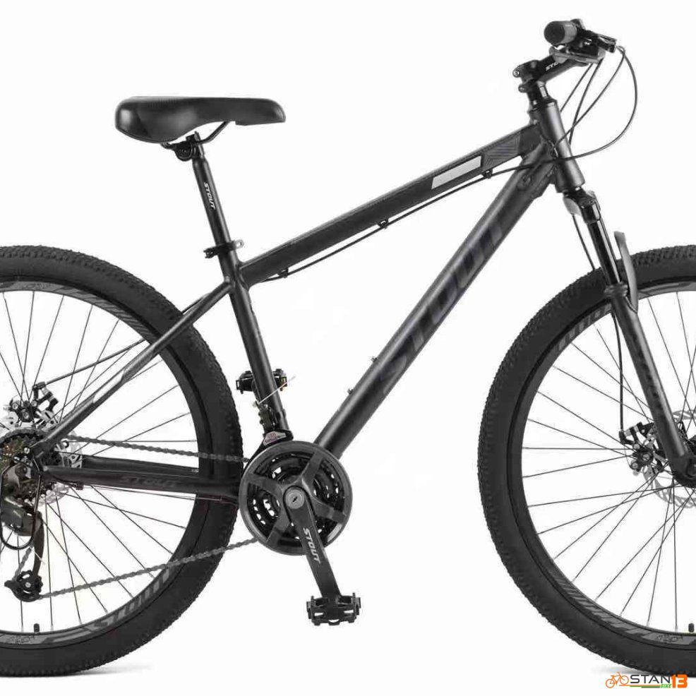 Stout Race 27.5 Alloy Mountain Bike by Foxter Mechanical Brakes