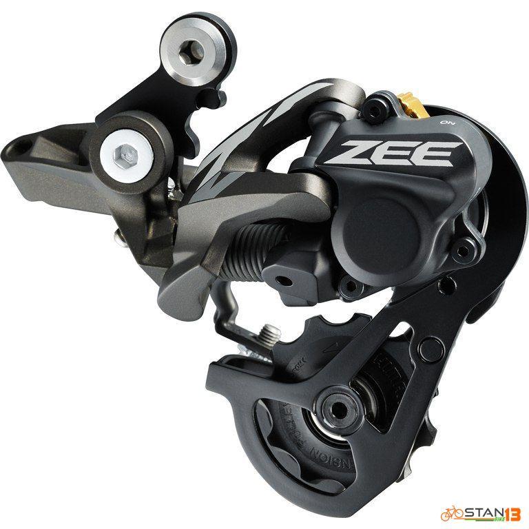Derailer Shimano ZEE RD-M640 11-36T Shadow Pus Rear Derailleur