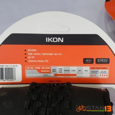 Tire Maxxis Ikon 27.5 x 2.2 or 29 x 2.2 EXO/TR KEVLAR folding TUBELESS READY