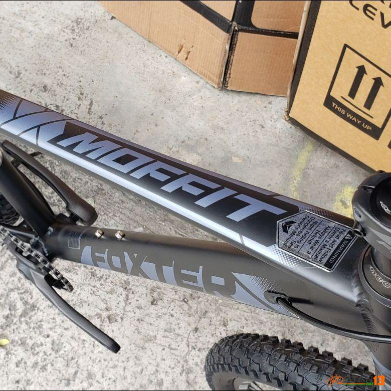 Foxter Moffit 27.5 Alloy Mountain Bike 1 x 8 Speed Mechanical Brakes