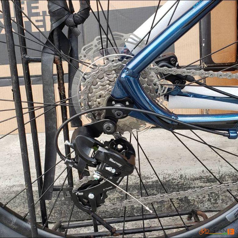 Foxter Evans 3.3 Hydraulic 27.5 Mountain Bike Alloy Model 2021